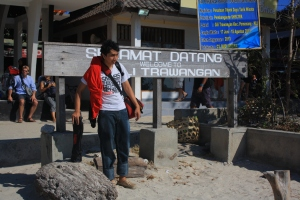 Welcom to Gili Terawangan
